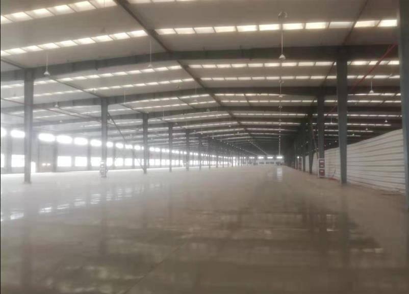 江阴城东40000平大面积标准厂房出租  适合生产仓储物流