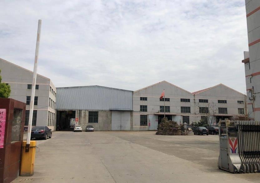 江阴青阳标准厂房出租 带行车 环境非常好