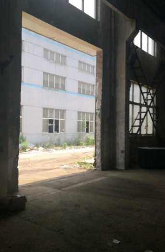 小湖路1000平标准厂房出租 有5吨行吊 独立院子