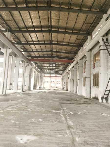 华士独门独院4000平方机械厂房出租