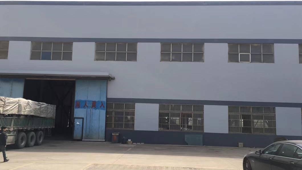 东外环路附近 3600平江阴厂房出租 有行车