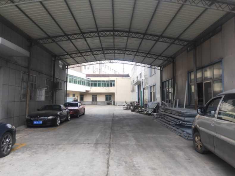 周庄长寿附近9100平独门独院机械厂房出租