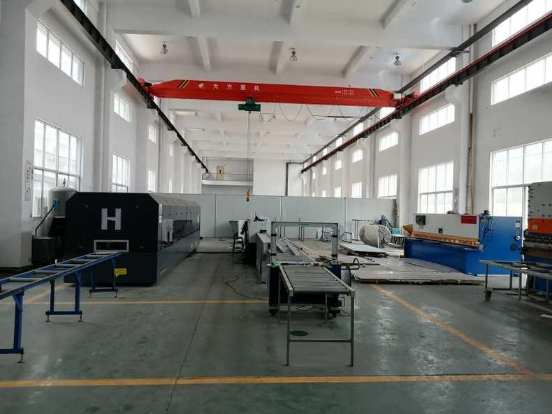 夏港申港工业区周边13000平独门独院机械厂房出租