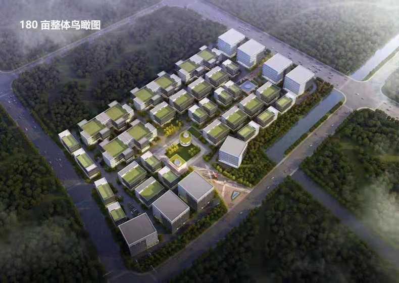 厂多多南京智谷科技共创园