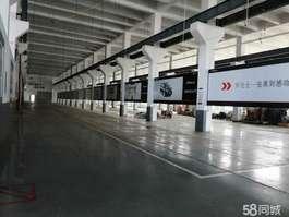 新区标准厂房出租1500平位置好,大车进出方便