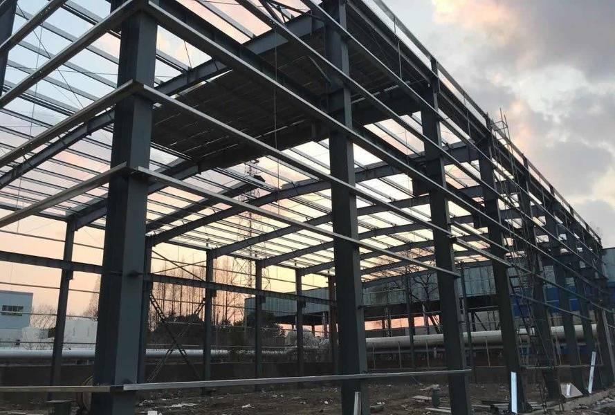 1200平独门独院新建厂房出租 有行车 可做环评