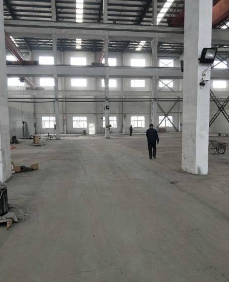 夏港工业园内重型标准厂房出租 环境优美 交通便利