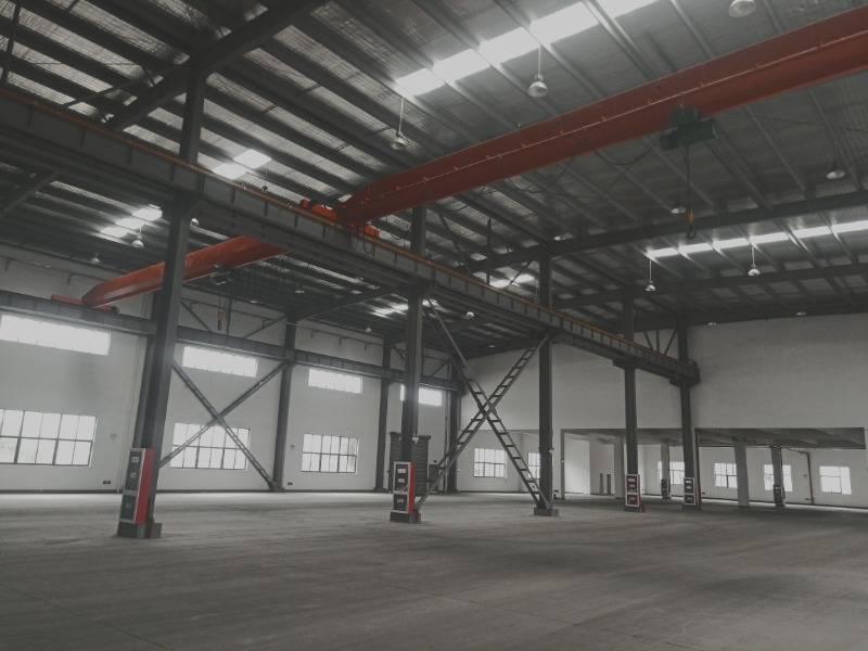 全新独栋厂房 单一层