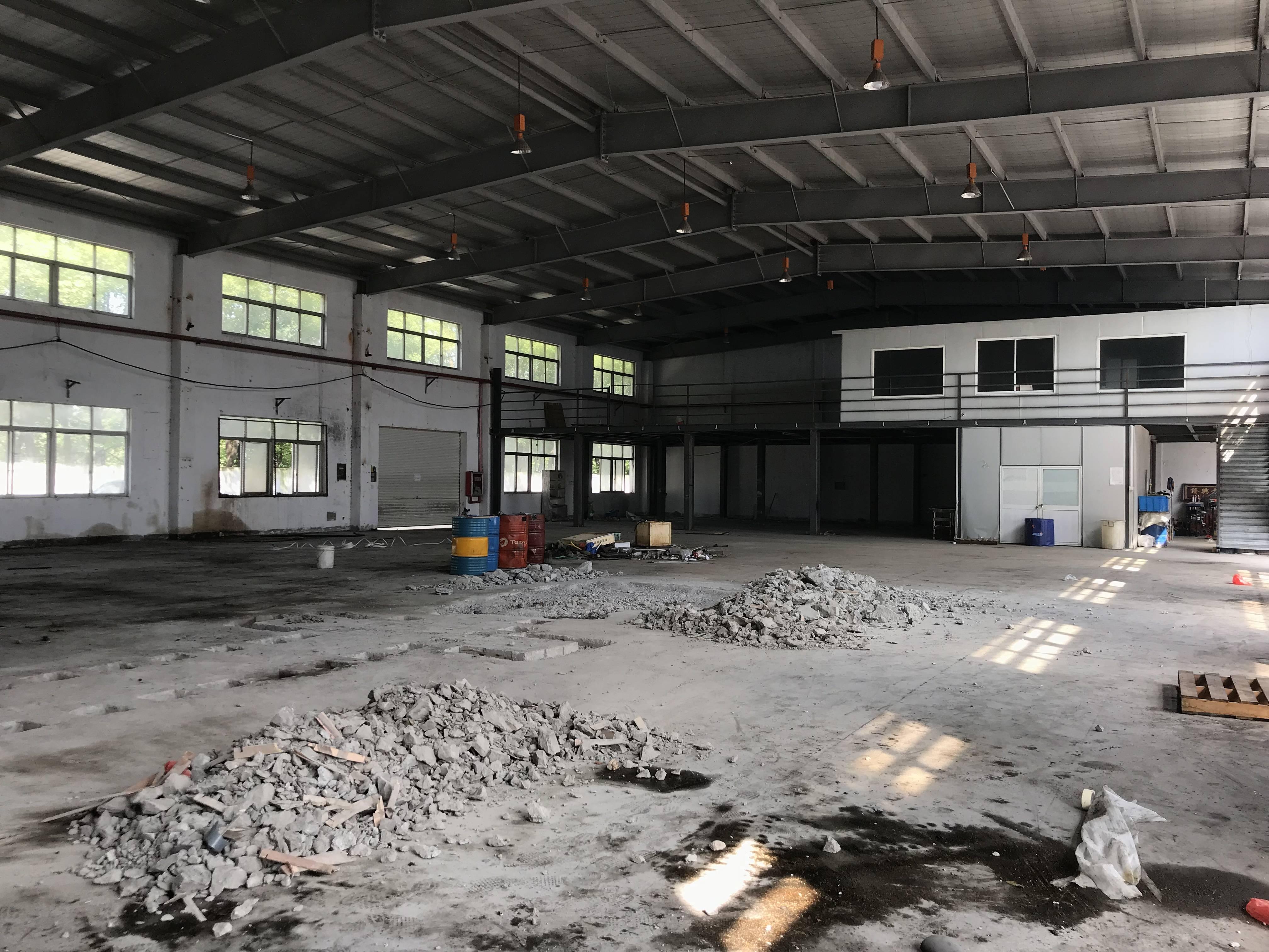 张浦2000平厂房出租