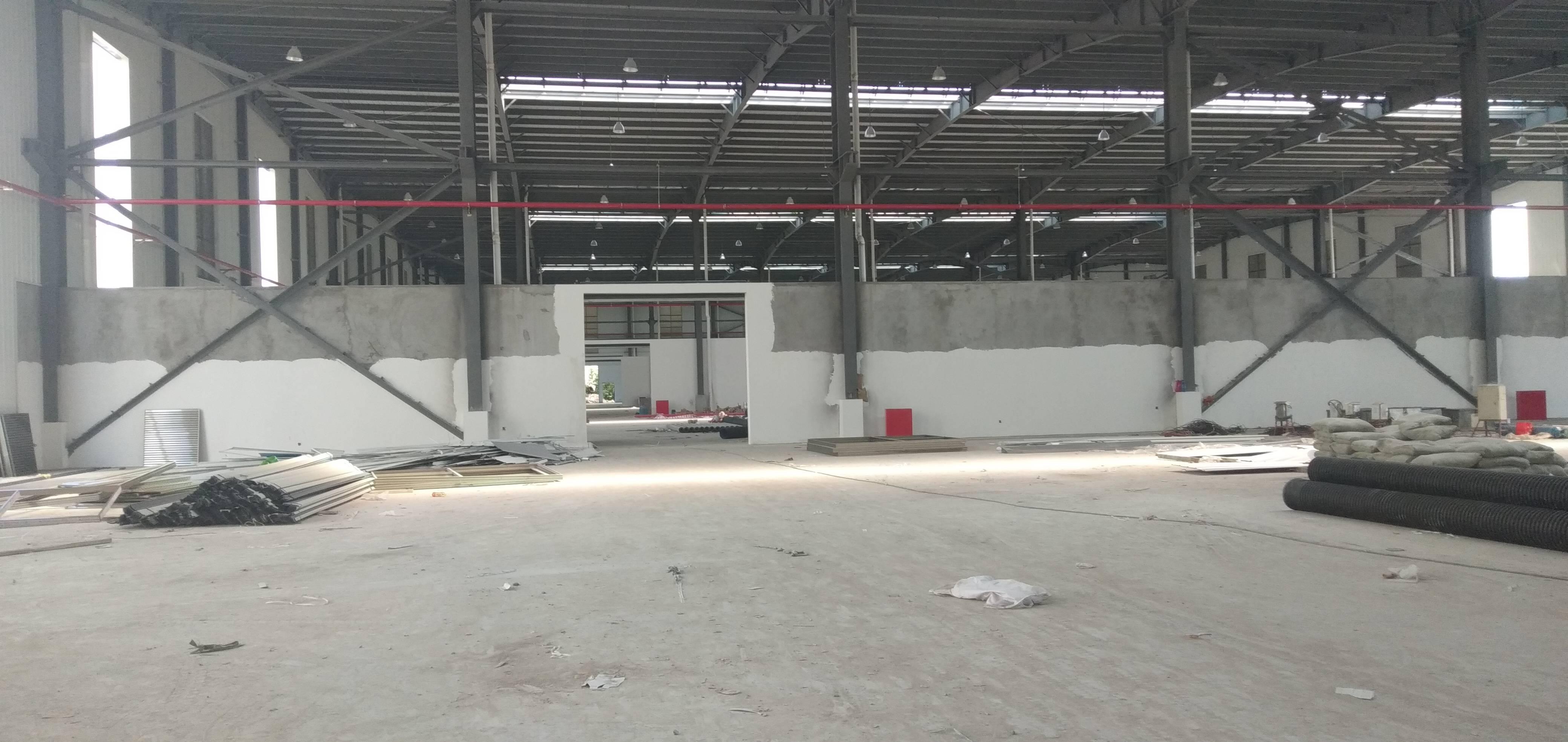 高新区8000平米厂房出租 带牛腿