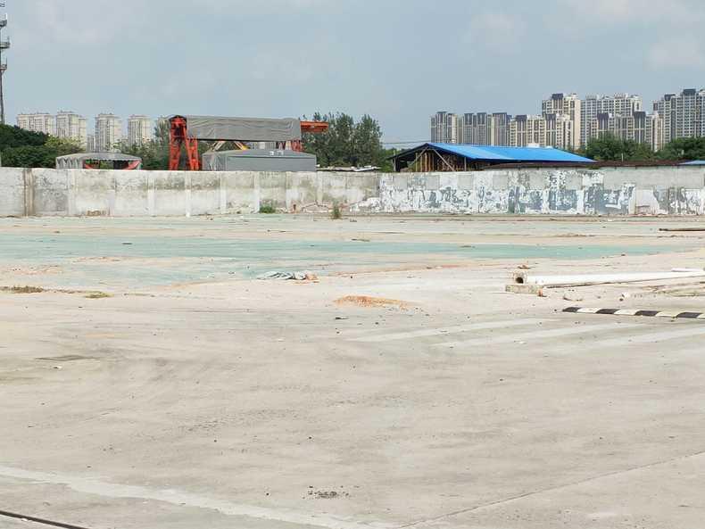 开发区  14亩空地出租