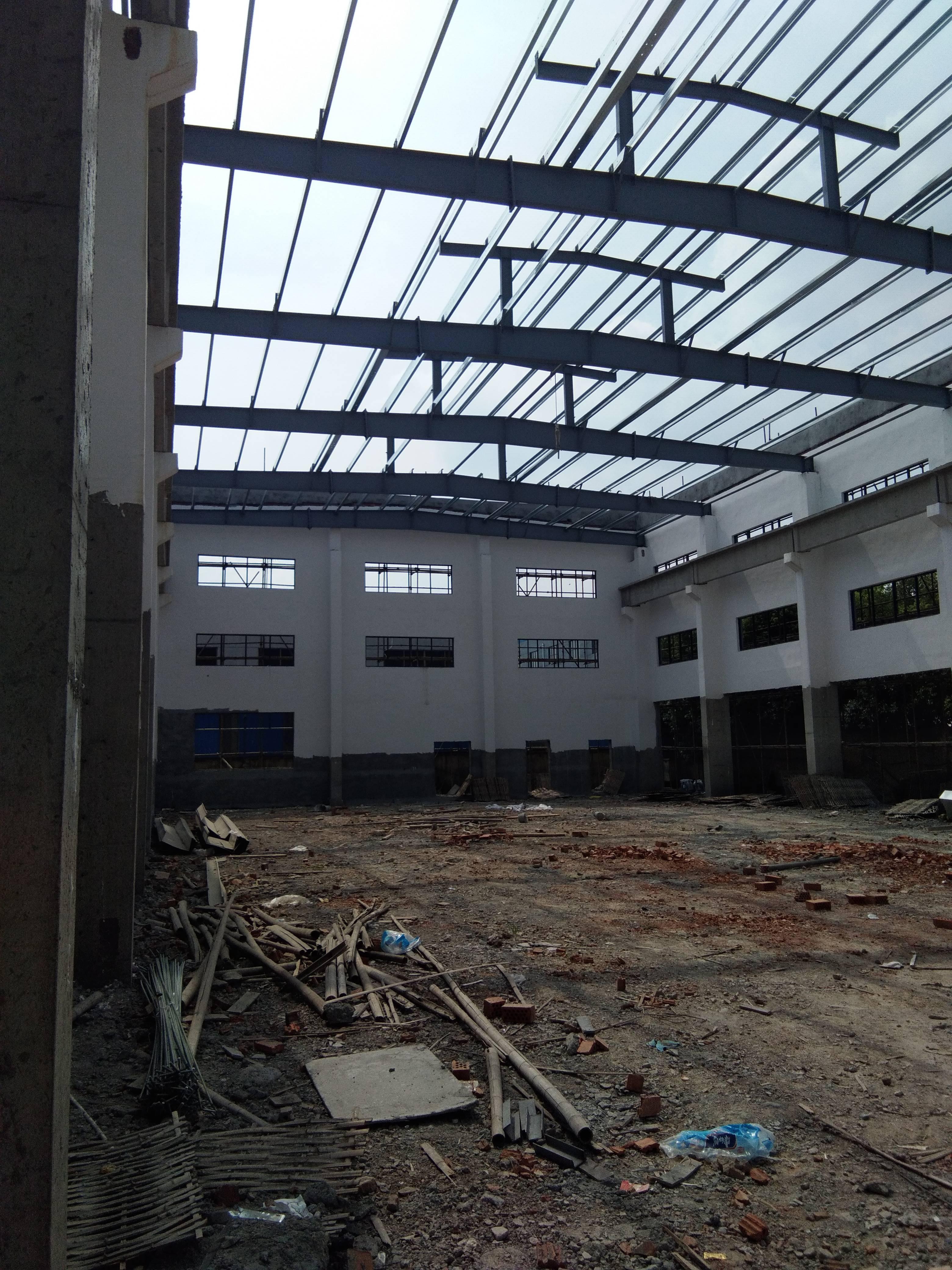 新建标准厂房